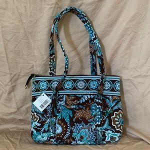 NWT Vera Bradley Little Betsy Paisley Shoulder Bag